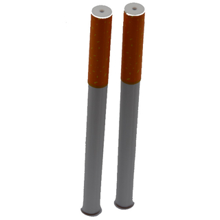 Disposable E-cigarette HD003